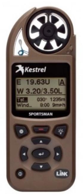 Kestrel 5700 Sportsman Weather Meter w/Applied Ballistics