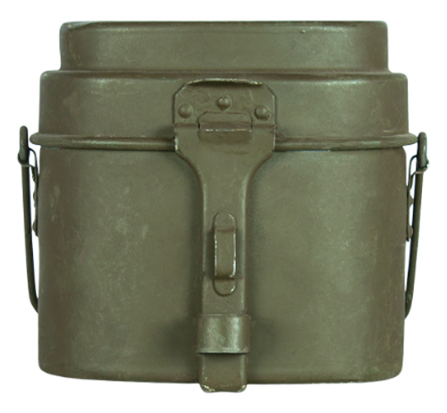 FOX Surplus Polish M70 Aluminum Mess Kit - Used