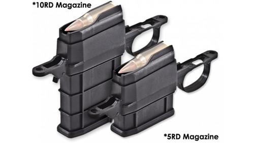 Legacy Sports Detachable Magazine Conversion Kit (Howa 1500 308/243/7mm-08 - 10 Round)