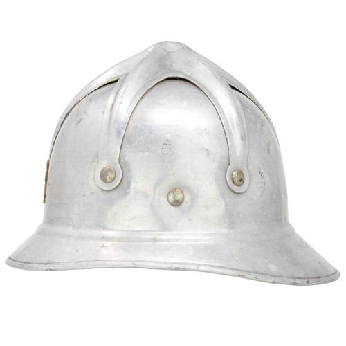 Surplus Serbian Fireman Helmet