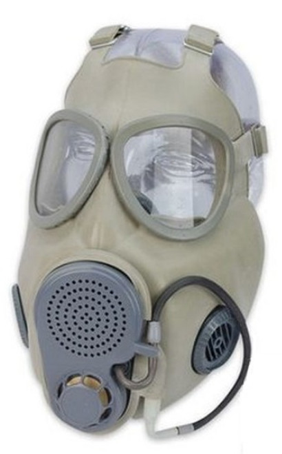 CZ M10M Gas Mask - New (1 Filter Included)
