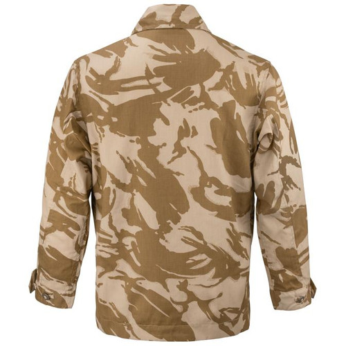 New British Desert DPM Combat Lightweight Jacket, Med