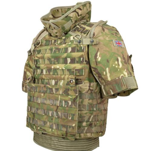 British Osprey Body Armor Set ,MTP Camo Size X-Large