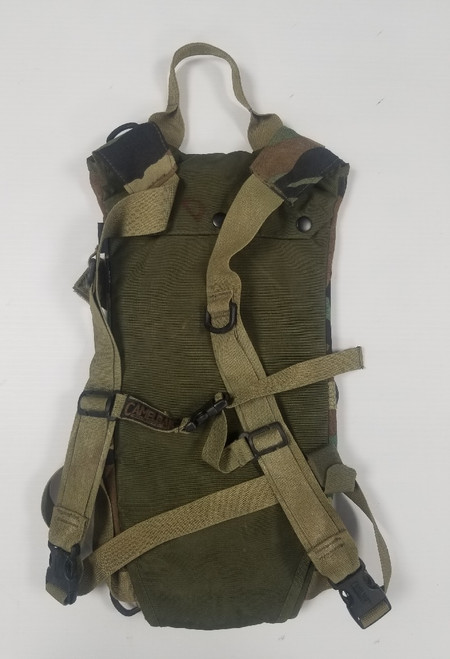 CFS Surplus CamelBak Hydration Pack - Woodland Camo