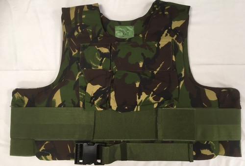 British DPM Flak Vest - New