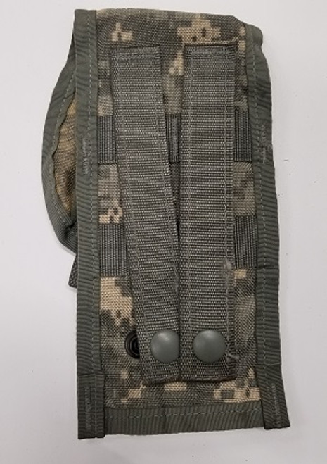 US Military Surplus Molle II M4 Double Mag Pouch - ACU