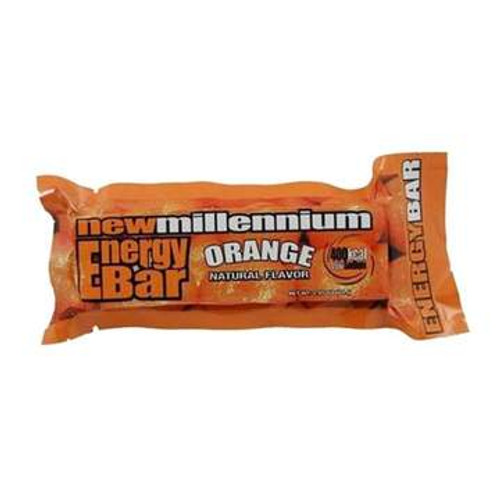 New Millennium Emergency Ration Energy Bar -Orange