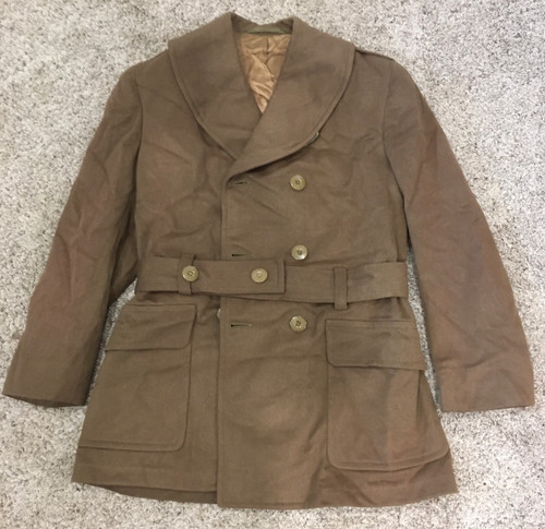 WWII US Regulation Officers Overcoat