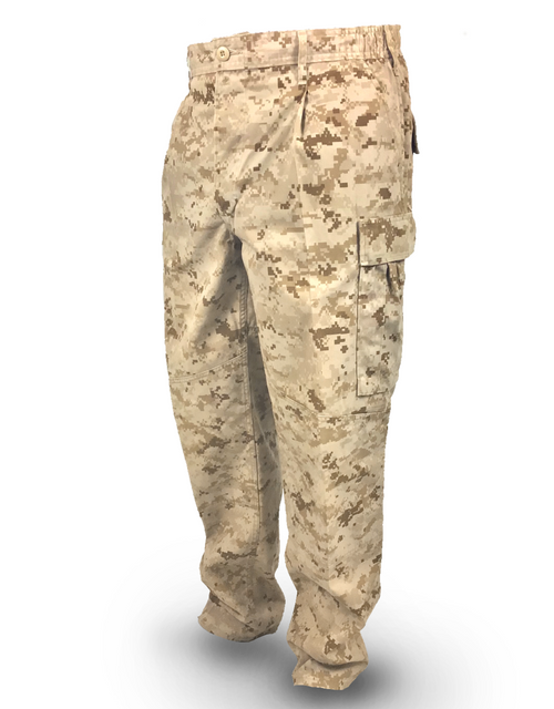 US Army Desert Marpat, Medium Regular shirt and medium long pants