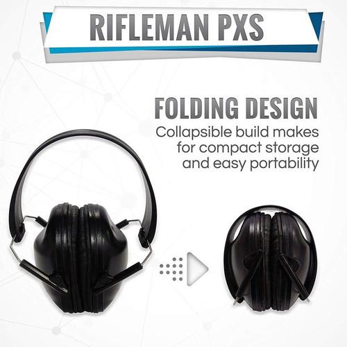 Riflerman PXS Ear Protection