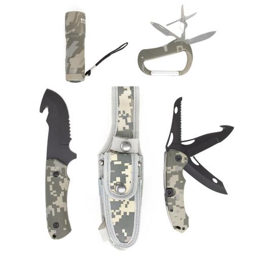 German Army ACU Combat Knife Set