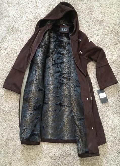 New! Utex Design Ladies Coat Size XL