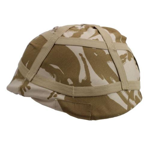 British (GB) Desert Camo Helmet Cover