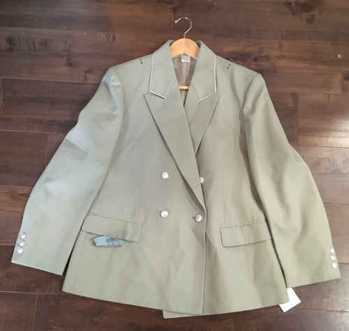 East German Coat Size 48-1