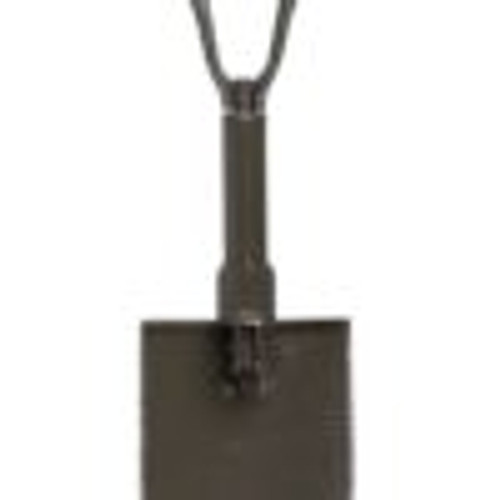DUTCH TRI-FOLD SHOVEL W/CAMO COVER USED