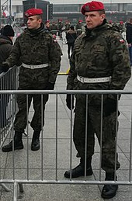 Royal Military Police (RMP) Beret size 7 5/8
