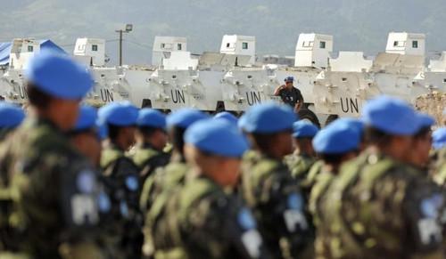 UN Military Beret