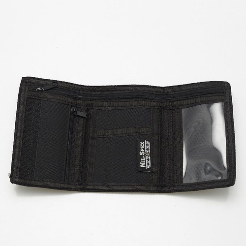 Mil-Spex Zipper Wallet