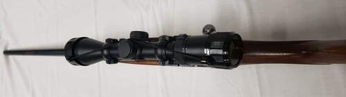 M96 Swedish Mauser  in 8 x 57 with scope