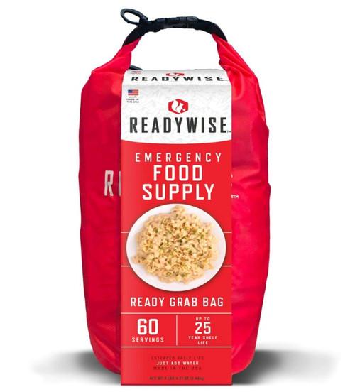 READYWISE: Emergency Food Supply Ready Grab Bag