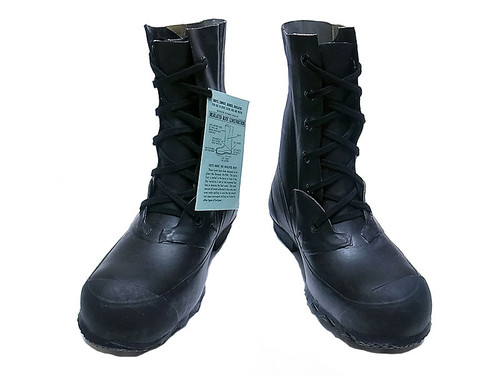 Combat Boot,Mickey Extreme Cold Weather Boots, Waterproof Rubber, Genuine U.S. Military Issue