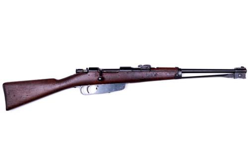 Surplus, Carcano Rifle 6.5x52mm