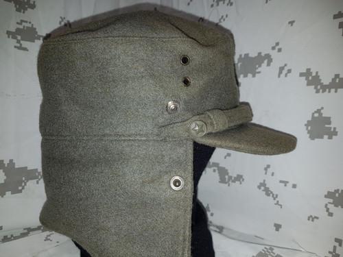 Croatian Wool Field Cap