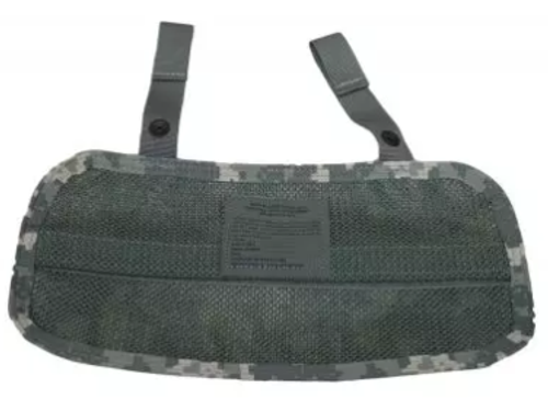 GI Improved Body Armour Kidney Protector Outershell for Tactical Vest Lower Back