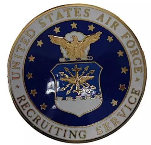 GI Insignia - U.S. Air Force Recruiting Service Identification Badge