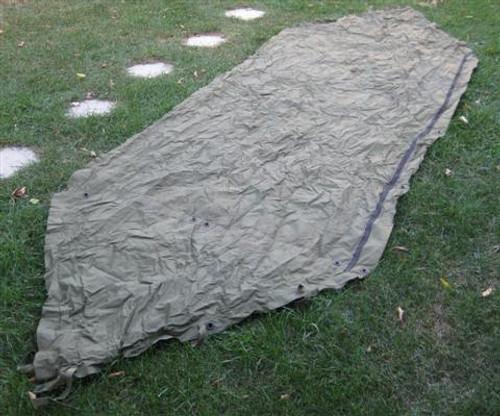 Canadian Forces Surplus Half Shelter