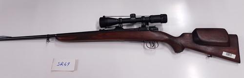 M98 Mauser  8x57mm (WW2 German  Eagle Stamp)  #SR49