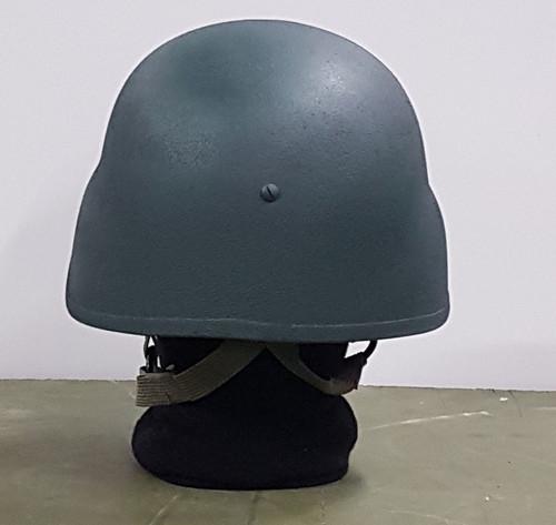 Italian Sistema Compositi, Kevlar Helmet. UK & German Covers & IV Plate Combo.