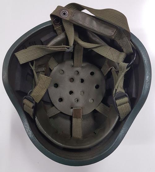 Italian Sistema Compositi, Kevlar Helmet. USA Covers & IV Plate Combo.