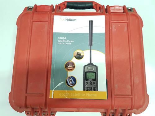 Iridium 9505A Satellite Phone, USED