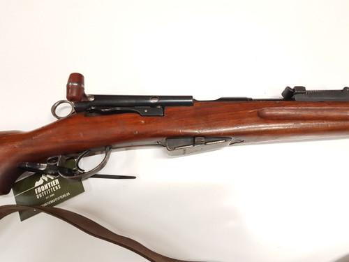 Schmidt Rubin  Model 1911,  7.5x55mm. Dated 1916