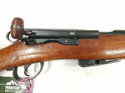 Schmidt Rubin  Model 1911 (Carbine), 7.5x55mm  Dated 1928
