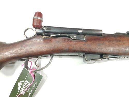 Schmidt Rubin  Model 1911 (Carbine), 7.5x55mm  Dated 1914