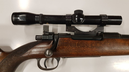 Husqvarna M98 Sporter 8x57 W/ Scope (Used)