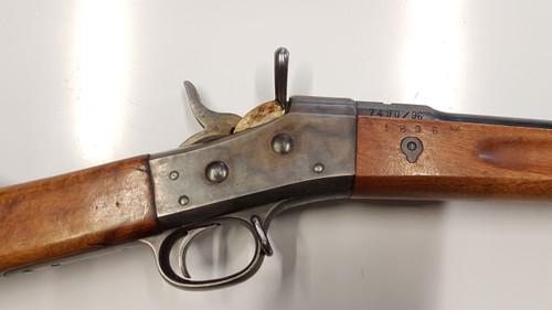 Swedish Remington 1867/89 Rolling Block - Used