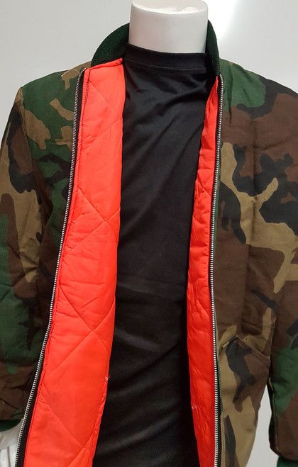 Nikaldi Sportswear Reversible Jacket