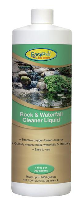 EasyPro Rock & Waterfall Cleaner Liquid - 32oz