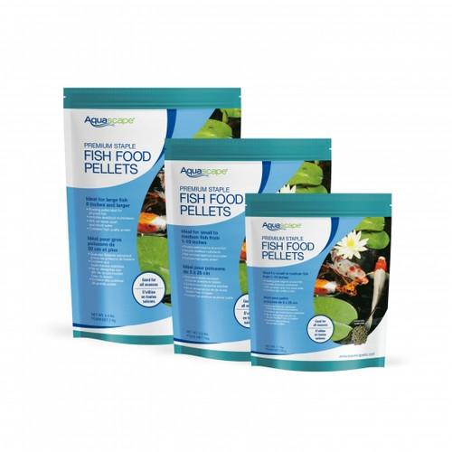Aquascape Premium Staple Fish Food Pellets
