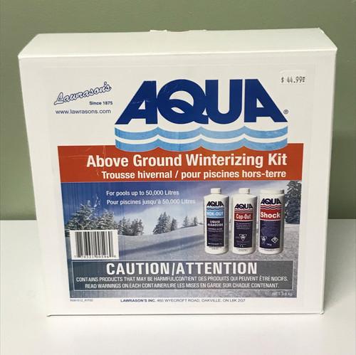 Aqua Above Ground Winterizing Kit