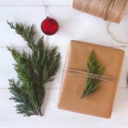 This hand wrapped box of 3-4oz body creams will delight young and old alike with the delicious fragrances of the season! Each of these creams feature the same plant based ingredients you've come to love. ECOCERT certified ingredients, organic extracts and the purest essential oils.