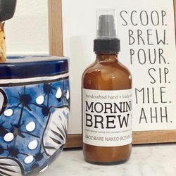 Love the smell of brewing coffee? This delightfully rich and non-greasy body cream with plant-based butters and oils is sure to warm your soul on cold, winter days! This hand and body cream features caffeine-free coffee butter, coffee extract, cinnamon, and cardamom.