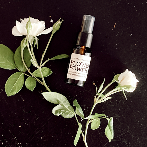 If you are one of the many customers who love our floral facial care products, you will LOVE this new facial oil featuring gardenia and champa flower oil! Nourishing oils like avocado, borage, camellia seed, black raspberry, macadamia and borage oil (just to name a few) will hydrate, and provide powerful antioxidants to combat mutated cells that cause cellular damage and aging. If you have normal skin, this oil can be used as a primary moisturizer. If you have dry skin, we suggest using this oil mixed in with your favorite face cream or over the top following cream application.