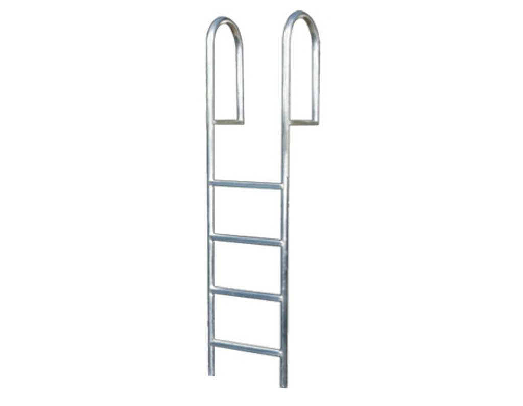 HarborWare Straight Dock Ladders, 4-Step