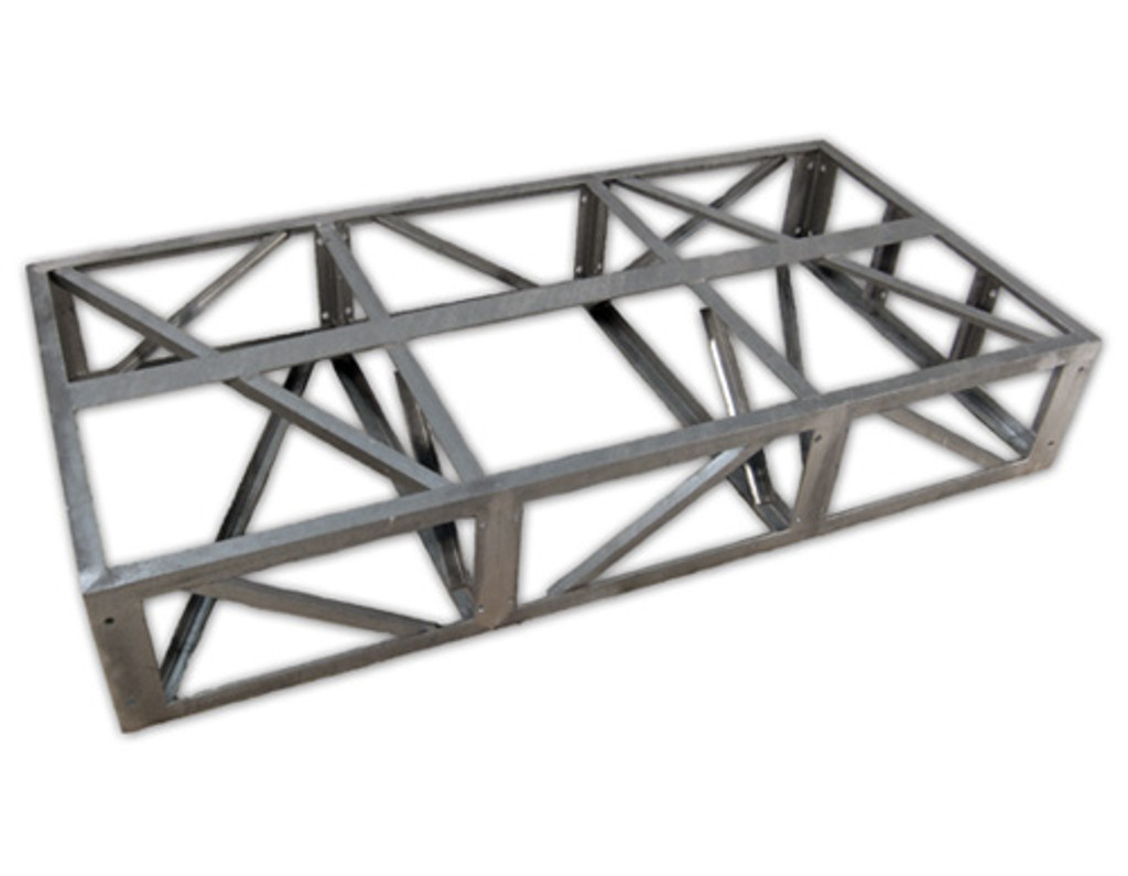 HarborWare 3'x6' Galvanized Steel Dock Frame