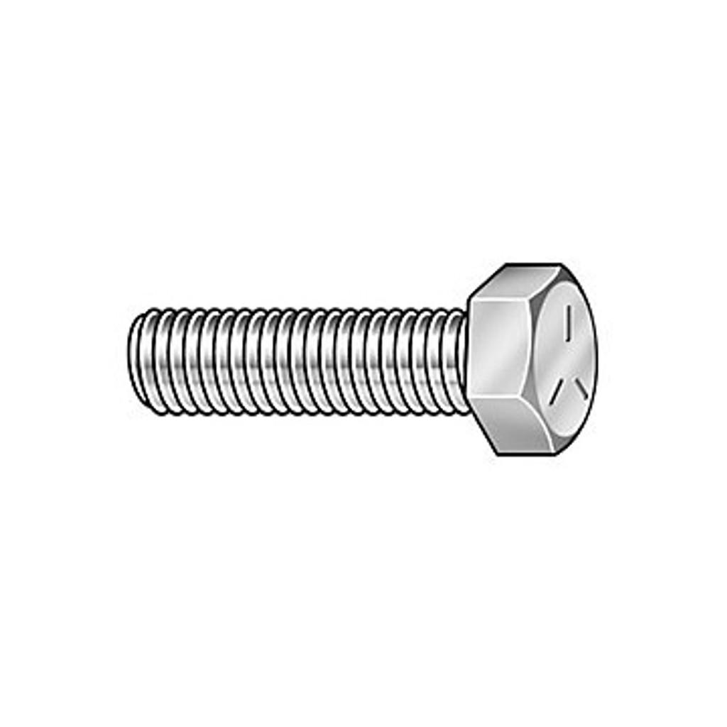 HarborWare Frame Zinc Bolt, 1/2'' x 1-1/2'' (Box of 46)