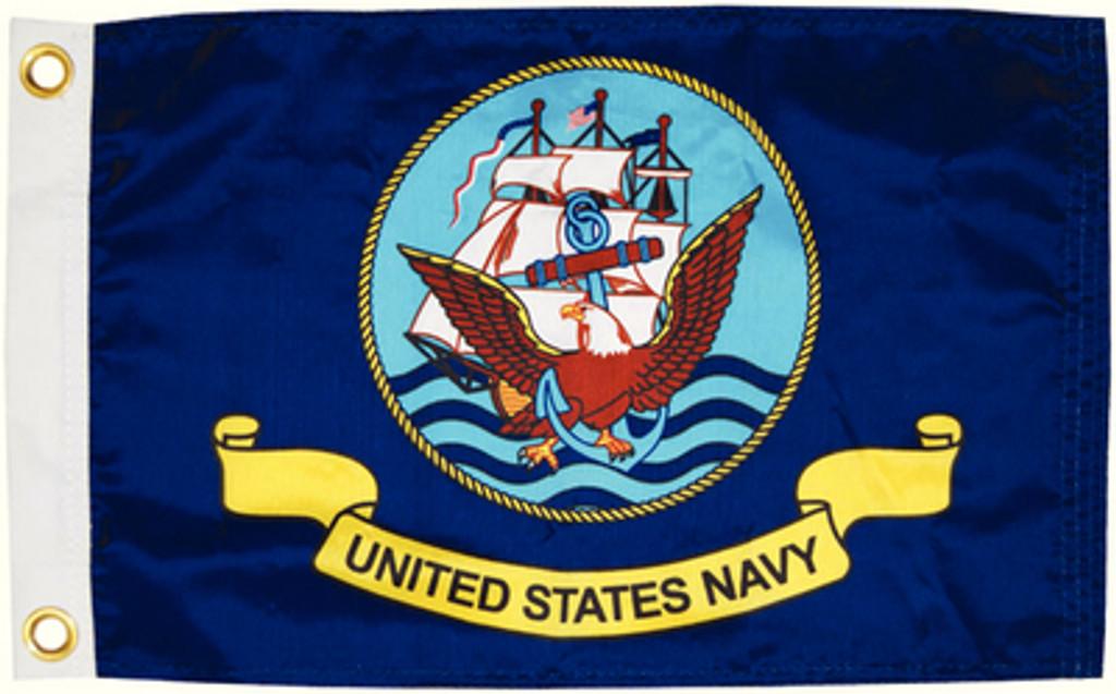 Taylor Made 12X18 Navy Flag